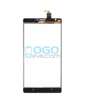 Digitizer Touch Glass Panel Replacement for Nokia Lumia 1520 Black