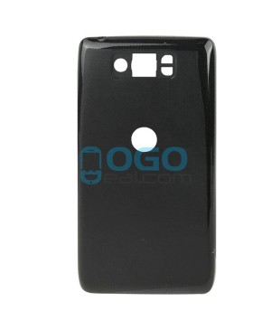 Battery Door/Back Cover Replacement for Motorola Droid Mini XT1030 - Black