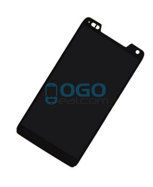 LCD & Digitizer Touch Screen Assembly Replacement for Motorola Droid Razr M XT907 - Black