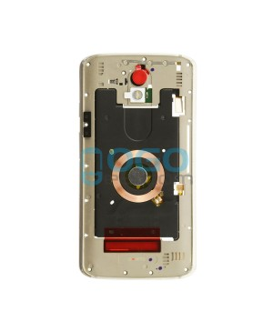 Midframe Assembly Replacement for Motorola Droid Turbo 2 - Gold