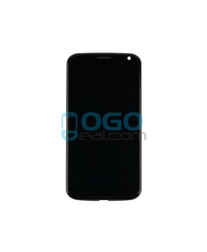 LCD & Digitizer Touch Screen Assembly Replacement for Motorola Moto X - Black