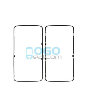 Front Housing Bezel Replacement for Motorola Moto X Force XT1581 XT1585 - Black