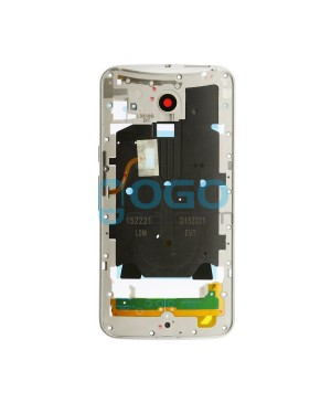 Front Housing Bezel Replacement for Motorola Moto X Pure Edition XT1575 - Gold
