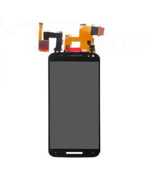 LCD & Digitizer Touch Screen Assembly Replacement for Motorola Moto X Style - Black