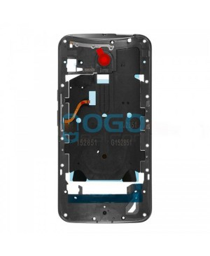 Front Housing Bezel Replacement for Motorola Moto X Style - Gray