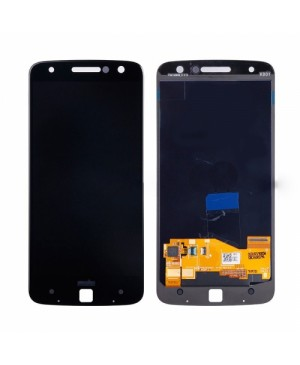 LCD & Digitizer Touch Screen Assembly Replacement for Motorola Moto Z - Black