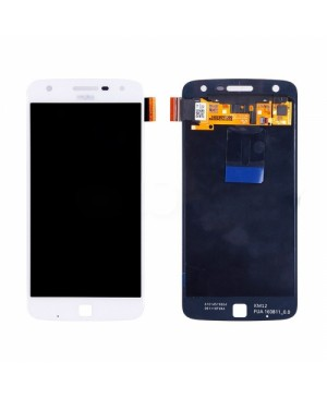 LCD & Digitizer Touch Screen Assembly Replacement for Motorola Moto Z - White