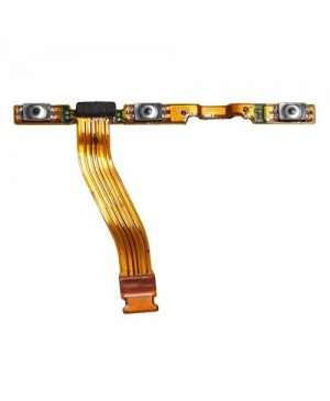 Power On Off Volume Button Flex Cable Replacement for Motorola Google Nexus 6