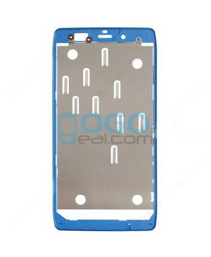 Front Housing Bezel Replacement for Motorola Droid RAZR HD XT926 XT925 - Blue