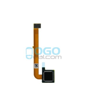Fingerprint Sensor Flex Cable Replacement for Motorola Moto G4 Plus - Black