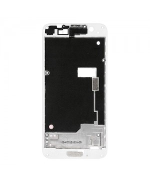 Front Housing Bezel Replacement for HTC One A9 - White