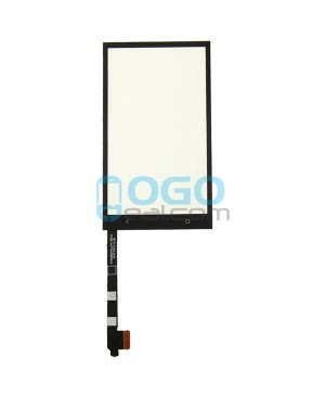 Digitizer Touch Glass Panel Replacement for HTC One M7 Black