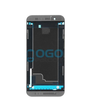 LCD & Digitizer Touch Screen Assembly With Frame replacement for HTC One M9 - Gray