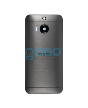 Battery Door/Back Cover Replacement for HTC One M9+ - Gray