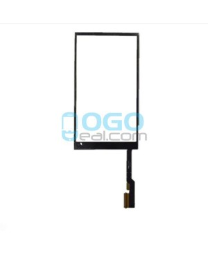 Digitizer Touch Glass Panel Replacement for HTC One M9+ Black