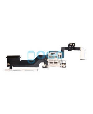 Power Button Flex Cable with SIM Card Reader Replacement for HTC One M9+