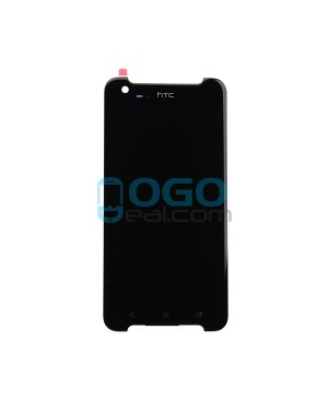 LCD & Digitizer Touch Screen Assembly Replacement for HTC One X9 - Black