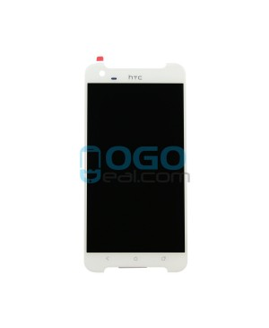 LCD & Digitizer Touch Screen Assembly Replacement for HTC One X9 - White
