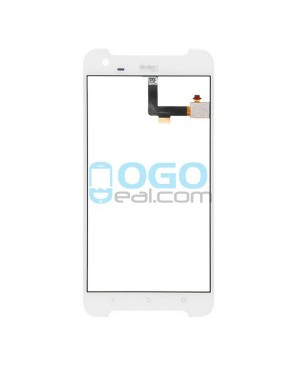 Digitizer Touch Glass Panel Replacement for HTC One X9 White