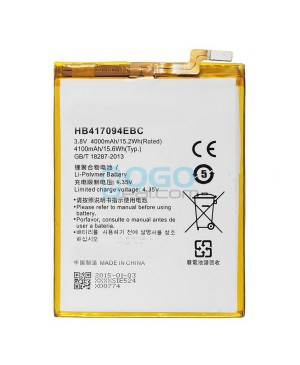 OEM Genuine Li-ion Battery Replacement for Huawei Ascend Mate 7