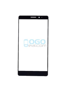 Front Outer Screen Glass Lens Replacement - for Ascend Mate 8 - Black