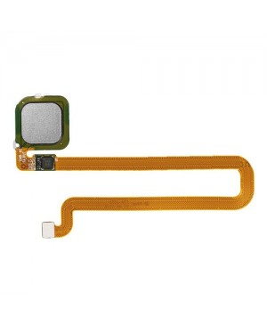 Fingerprint Sensor Flex Cable Replacement for Huawei Ascend Mate 8 - Grey