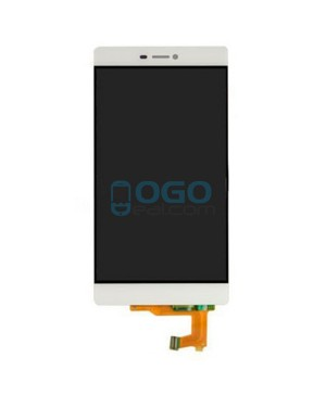 For Huawei Ascend P8 LCD & Touch Screen Assembly Replacement - White
