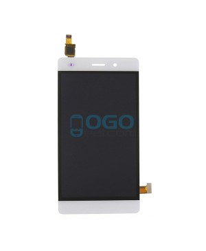 For Huawei Ascend P8 Lite LCD & Touch Screen Assembly Replacement - White