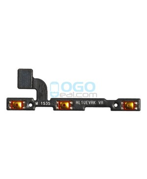Power On Off Volume Side Key Button Flex Cable Replacement Huawei Ascend P9
