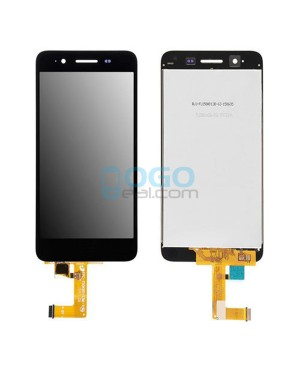 LCD & Digitizer Touch Screen Assembly Replacement for For Huawei Enjoy 5S - Black