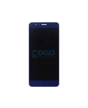 LCD Screen and Digitizer Assembly Replacement for Huawei Honor 8 - Blue