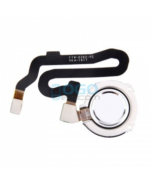 Fingerprint Sensor Flex Cable Replacement for Huawei Honor 8 - White