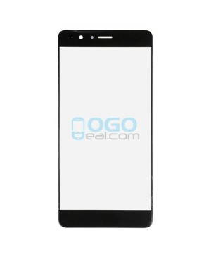 Front Outer Screen Glass Lens Replacement for Huawei Honor V8 - Black
