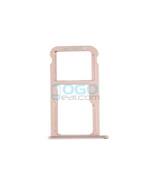 SIM/Micro SD Card Tray Replacement for Huawei Honor V8 - Gold