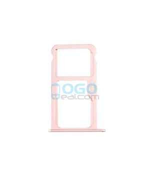 SIM/Micro SD Card Tray Replacement for Huawei Honor V8 - Rose Gold