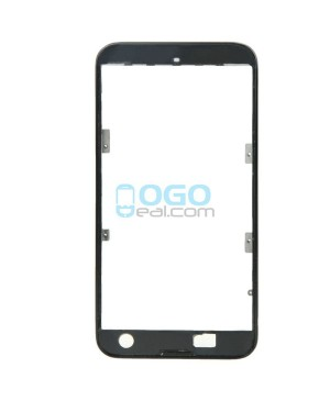 Front Housing Bezel Replacement for Xiaomi M2 - Black