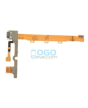 OEM Charging Dock Port Flex Cable Replacement for Xiaomi Mi 3 WCDMA Version