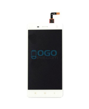 LCD & Digitizer Touch Screen Assembly Replacement for Xiaomi Mi 4 - White