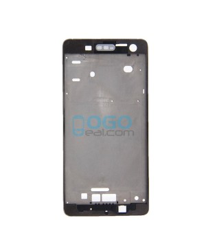 Front Housing Bezel Replacement for Xiaomi Mi 4 - Silver