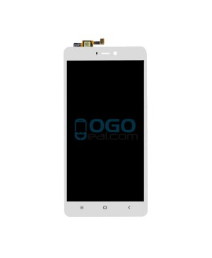 LCD & Digitizer Touch Screen Assembly Replacement for Xiaomi Mi 4S - White
