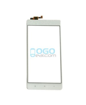 Digitizer Touch Glass Panel Replacement for Xiaomi Mi 4S White