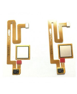 Fingerprint Sensor Flex Cable Replacement for Xiaomi Mi Max - White