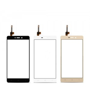 Digitizer Touch Glass Panel Replacement for Xiaomi Redmi 3 White