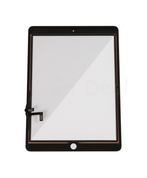For iPad Air Front Glass and Digitizer Touch Panel Replacement, Premium - Black