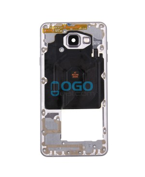 Middle Frame Bezel Assembly Replacement for Samsung Galaxy A7 (2016) A7100 - Gold