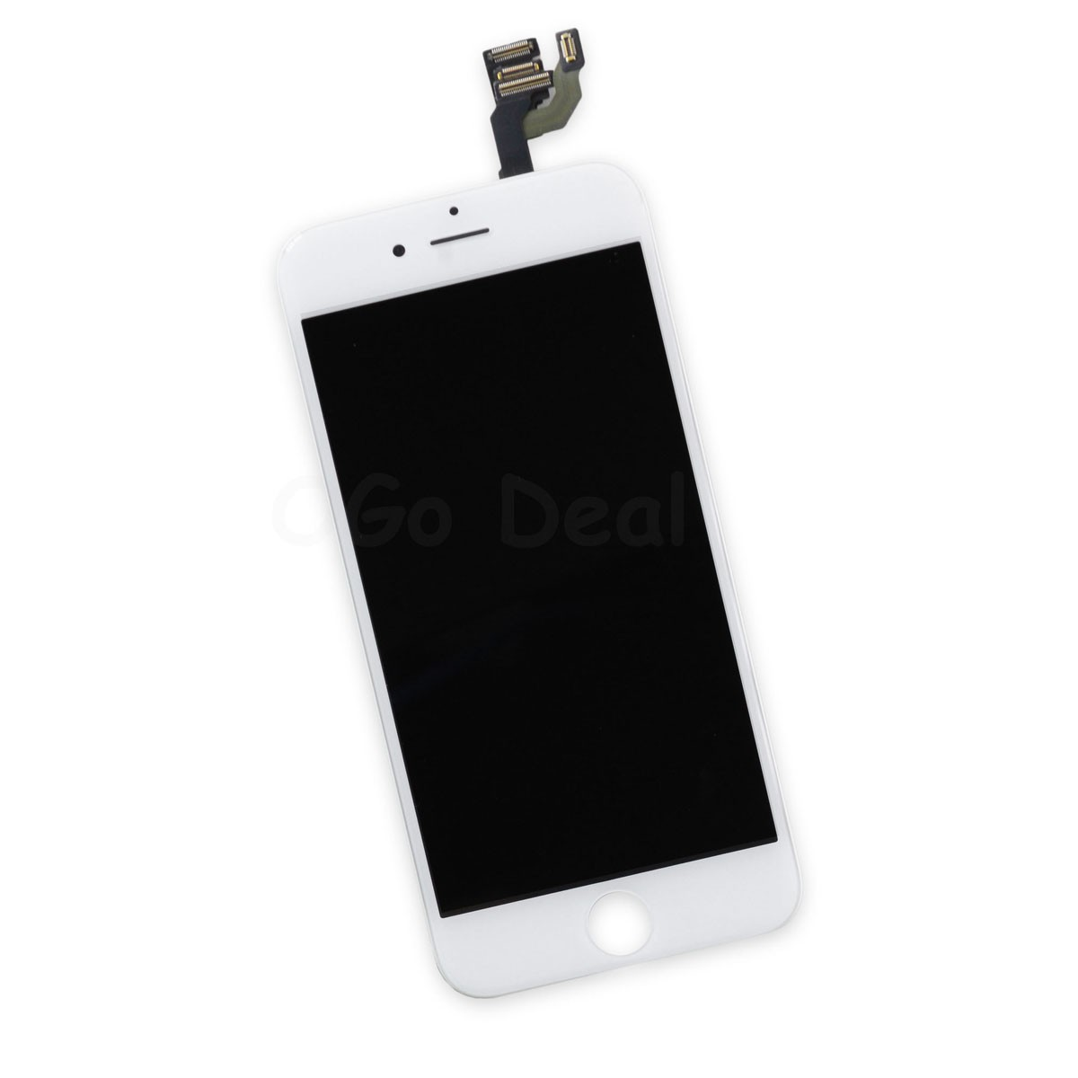 wholesale dealer d14c1 d2ad4 For Apple iPhone 6 Digitizer and LCD Screen Assembly with Frame Replacement  - White, Premium Ori(life time warranty)