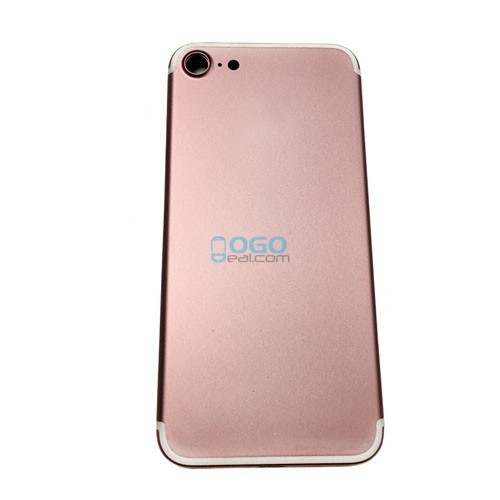 Battery Doorback Cover Replacement For Iphone 7 Rose Gold