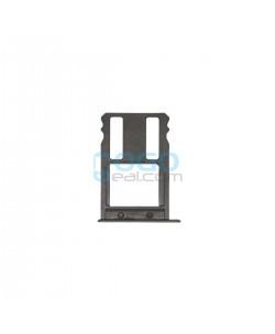 Micro SIM SD Card Tray Replacement for Google Nexus 6P - Black
