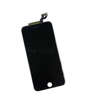Apple iPhone 6S Plus Digitizer and LCD Screen Assembly with Frame Replacement - Black, Tianma