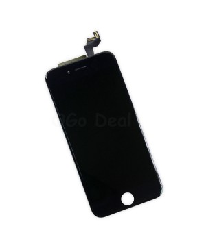 Apple iPhone 6S Digitizer and LCD Screen Assembly with Frame Replacement - Black, tianma